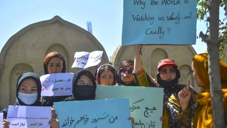 Taliban government allows girls to study in university but with this Talibani rules