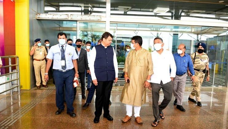 माजी मुख्यमंत्री देवेंद्र फडणवीस (Devendra Fadnavis) आजपासुन 3 दिवसांच्या गोव्याच्या दौऱ्यावर येणार आहेत. उद्या देशाचे गृहमंत्री अमित शहा (Amit Shah) हे गोव्याच्या दौऱ्यावर असून, त्यांचे भरगच्च कार्यक्रम आखण्यात आले आहेत.