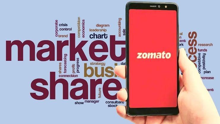 Zomatoच्या सहसंस्थापकाचा राजीनामा, शेअर्समध्ये मोठी घसरण