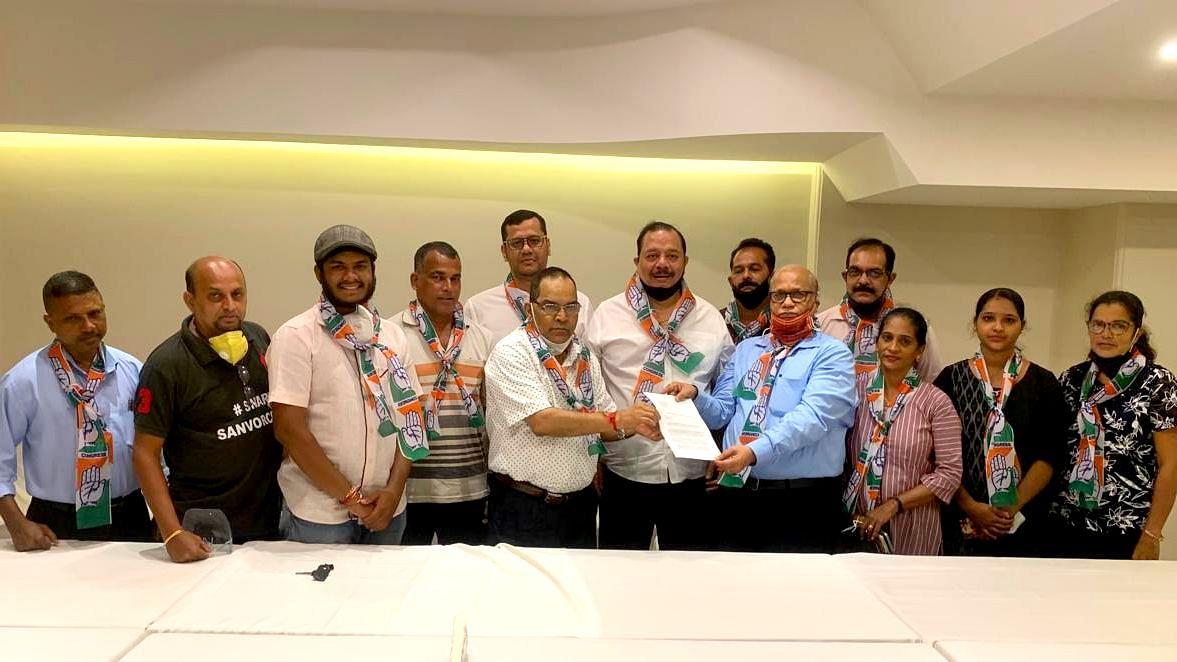 Goa: कुकळ्ळीच्या नगरसेवकांनी घेतली विरोधी पक्षातील नेत्यांची भेट