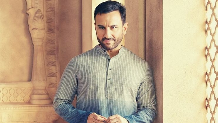 Bollywood actor Saif Ali Khan