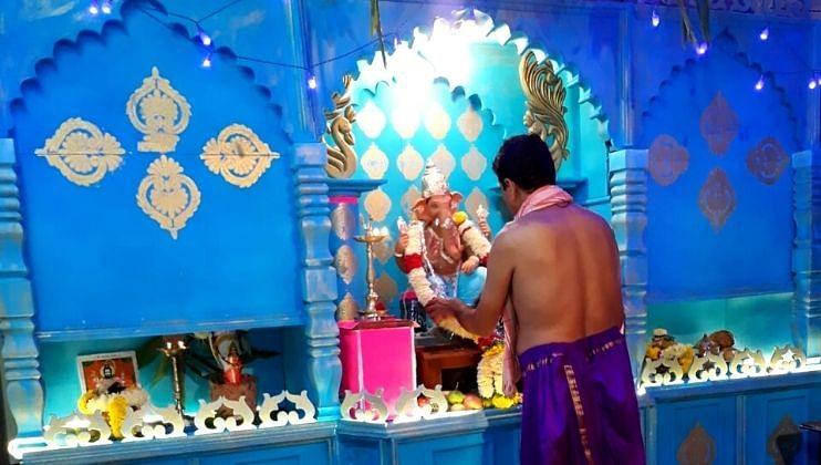 Ganesh Festival: गोव्यात मोठ्या उत्साहात गणेश चतुर्थीचा प्रारंभ