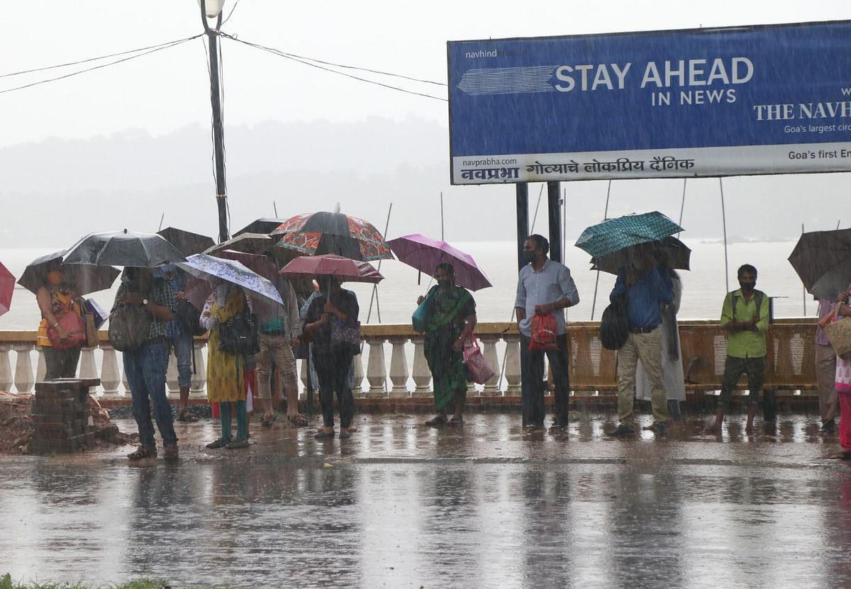 Goa Monsoon Update