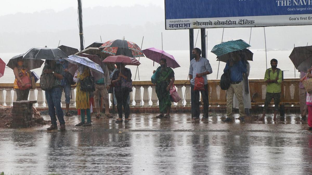 Goa Monsoon Updates: गोवेकरांना सतर्कतेचा इशारा