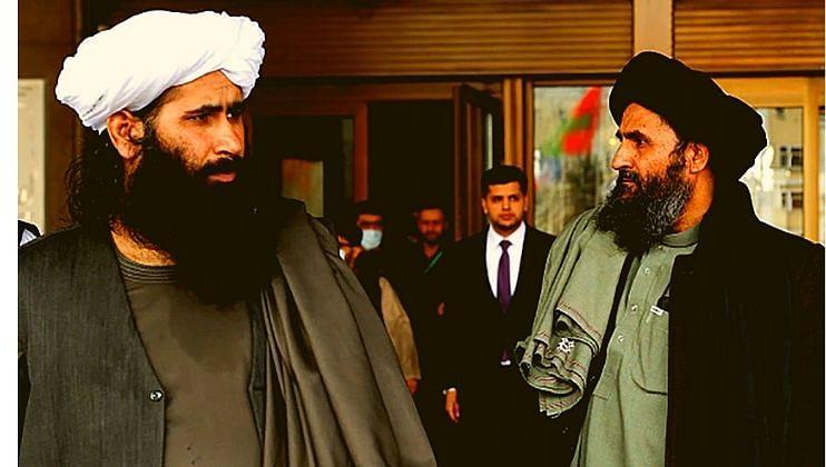 PAK मुळे तालिबान मध्ये फूट! मुल्ला बरादर आणि हक्कानी आमने-सामने