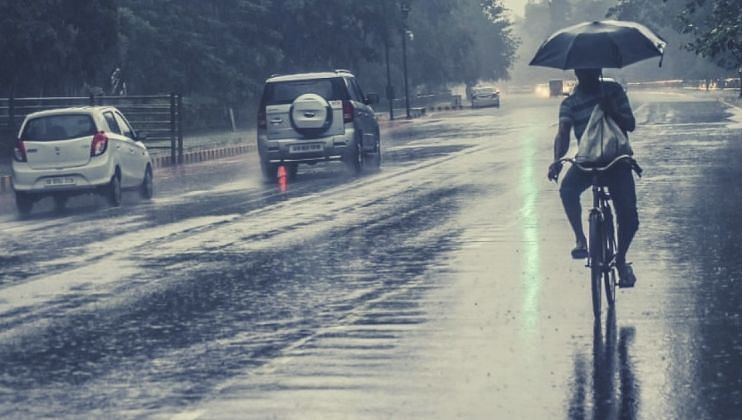 Monsoon Update: राज्यात आणखीन पाच दिवस वरूण राजाचा मुक्काम