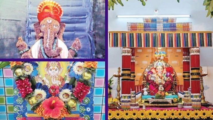 Ganpati Festival: अनंत रूपे तू तुझी दाविशी...
