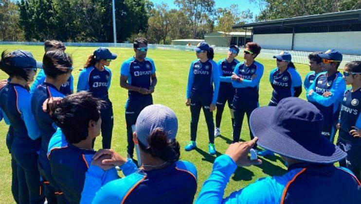 BCCI: भारतीय महिला क्रिकेटपटूंचे ऑस्ट्रेलियामध्ये प्रशिक्षण सुरू