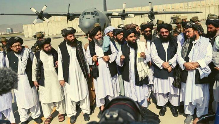 """""""तालिबान ISI चे कठपुतळे""""; पेंटॉगॉनच्या माजी अधिकाऱ्याचं मोठं वक्तव्य"""