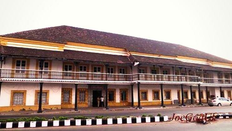 Goa:'आदिल शाह' चा महाल बनला गोव्याच्या  इतिहासाचा साक्षीदार