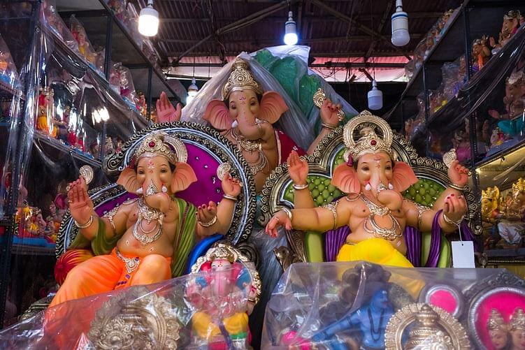 Ganesh Chaturthi in Goa: गणेशभक्तांना नाही खर्चाची पर्वा