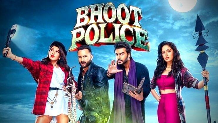 सैफ आणि अर्जुन यांचा 'Bhoot Police' चित्रपट होणार लवकरच रिलीज