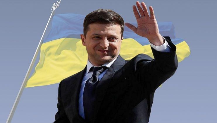 रशिया युक्रेनमध्ये होऊ शकते 'युद्ध'! राष्ट्राध्यक्ष व्लोदिमीर झेलेन्स्की म्हणाले....