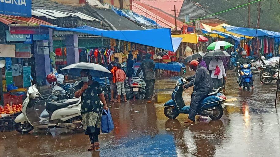Goa Monsoon Updates: जोर वाढलेलाच; सरासरीत 5 टक्के वाढ