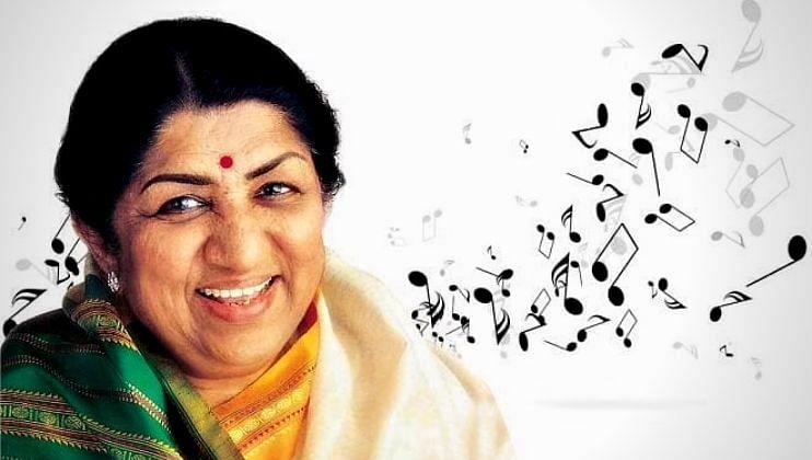 चित्रपटसृष्टीतील सर्वोत्कृष्ट गायिका ' Lata Mangeshkar ' या मूळच्या गोव्याच्या