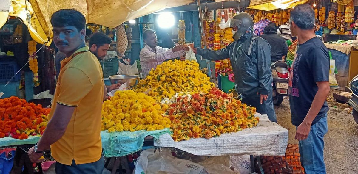 Goa: 'चवथी' निमित्त डिचोलीत फुलांना 'अच्छे दिन'