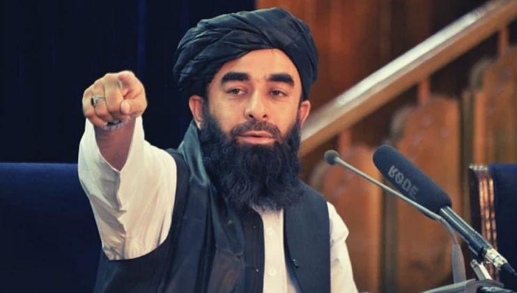 तालिबानने पाकिस्तानला खडसावले,अफगाणिस्तानच्या अंतर्गत व्यवहारात पडू नका