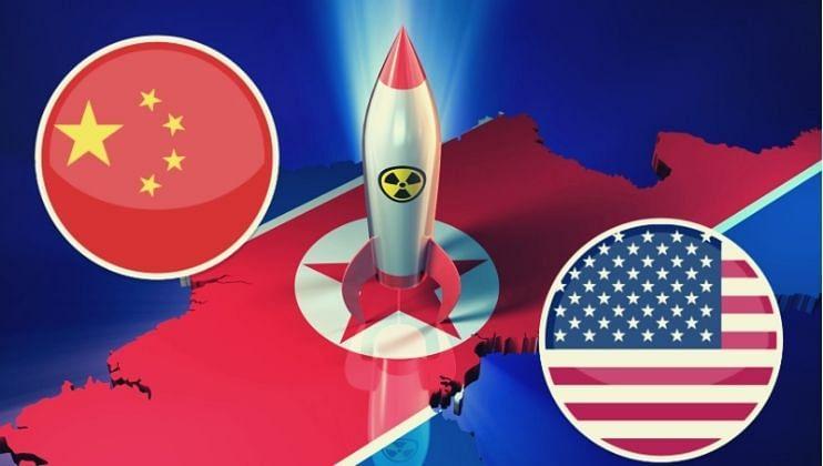 उत्तर कोरियाची अत्याधुनिक क्षेपणास्त्रांची चाचणी,अमेरिकेसह जगाला थेट इशारा