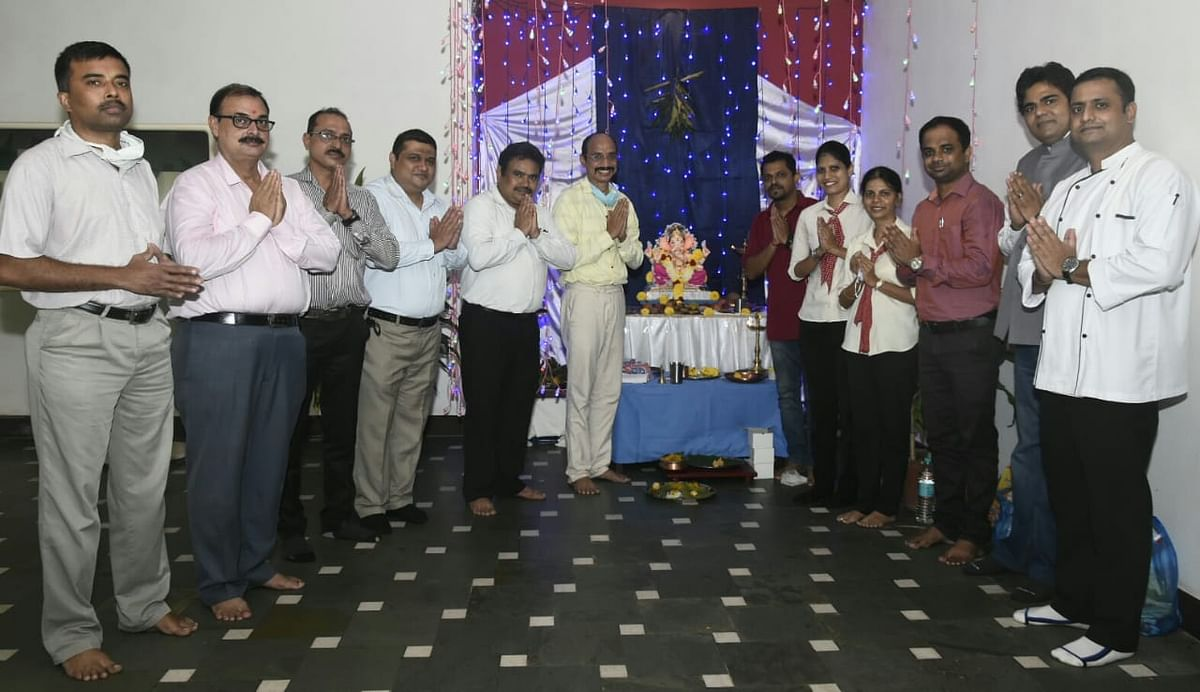 Goa: सुवर्ण महोत्सवी वर्षानिमित्त हॉटेल 'ला-पाझ गार्डन'मध्ये गणेश चतुर्थी साजरी