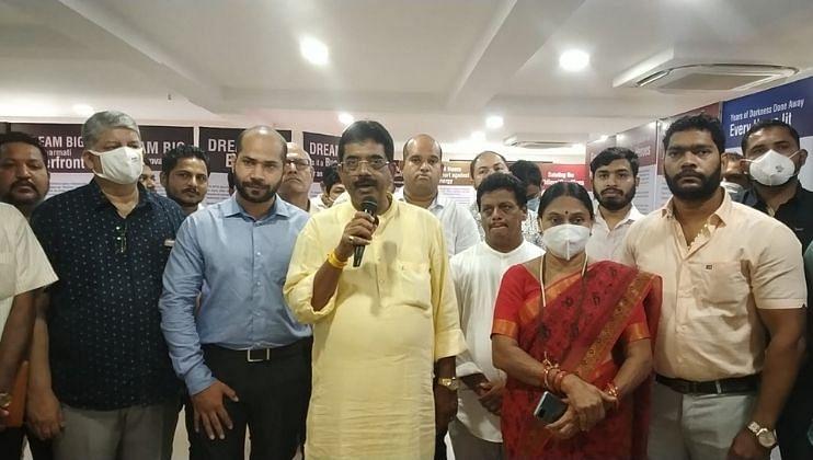 डॉ. प्रमोद सावंत (Dr. Pramod Sawant) हेच भारतीय जनता पक्षाचे (BJP) मुख्यमंत्रिपदाचे उमेदवार (CM candidate) असतील यावर शिक्कामोर्तब झाले आहे.