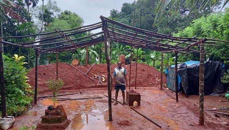 Goa: सत्तरीतील पूरग्रस्त कुटुंबे मदतीच्या प्रतीक्षेत