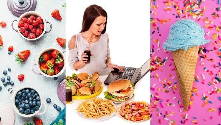 Bad Habit: रात्री-अपरात्री उठून या गोष्टी खात असाल तर व्हा सावध