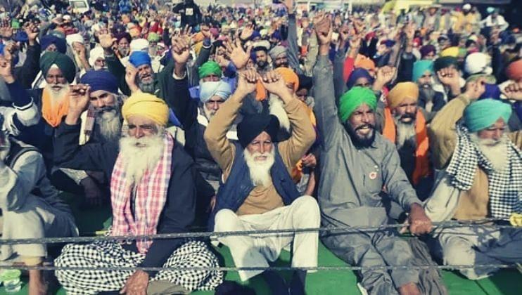 Farmers Protest:शेतकऱ्यांची पुन्हा भारतबंदची हाक