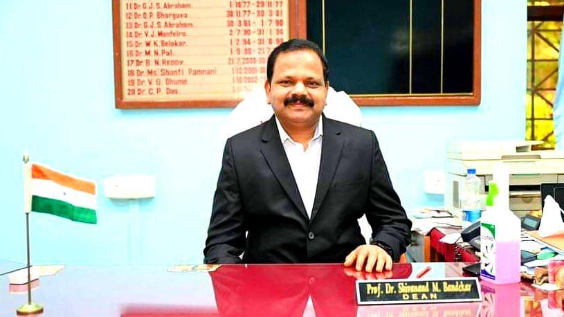Goa: डॉ. शिवानंद बांदेकर यांची मेडीसीन फॅकल्टीचे डीन म्हणून नियुक्ती