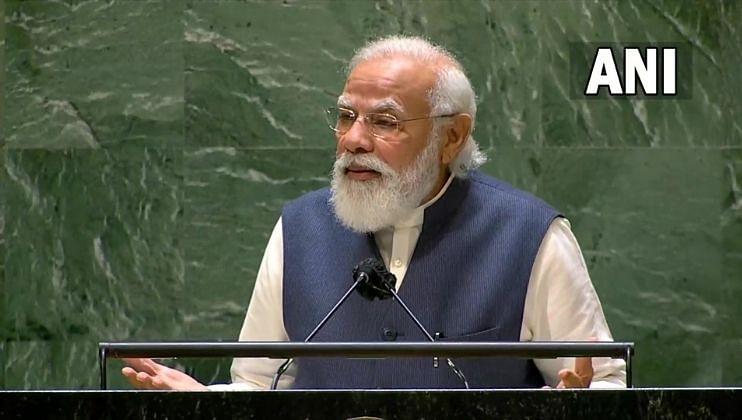 Breaking News: अफगाणिस्तानच्या भूमीचा वापर आतंकवादाच्या प्रसारासाठी होऊ नये: नरेंद्र मोदी