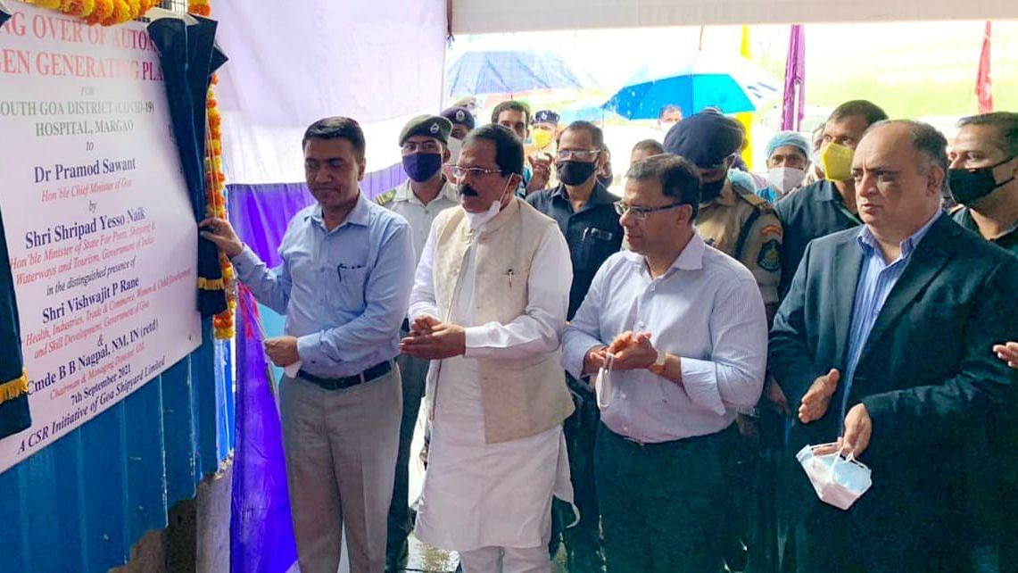 Goa: चतुर्थी साजरी करताना काळजी घ्या मुख्यमंत्री डॉ. सावंत यांचे आवाहन