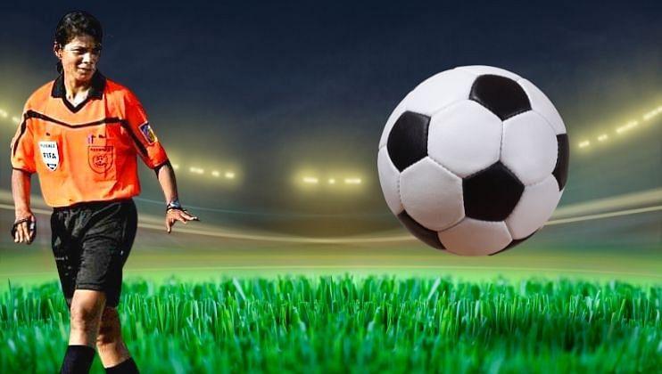 Goa: आशियाई पात्रता फुटबॉल स्पर्धेसाठी मारिया रेबेलो यांची रॅफ्री म्हणून नियुक्त