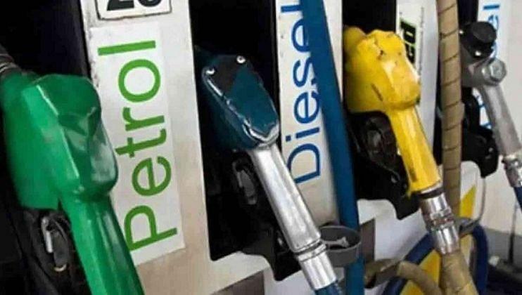 सणासुदीत सामान्य नागरिकांना दिलासा, पेट्रोल-डिझेलचे दर 'जैसे थे'