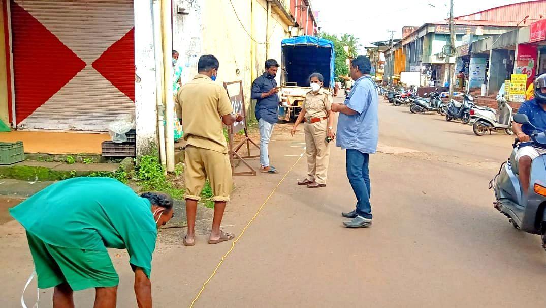Goa: लसीकरण पूर्ण केलेल्या विक्रेत्यांनाच डिचोलीत माटोळी बाजारात प्राधान्य