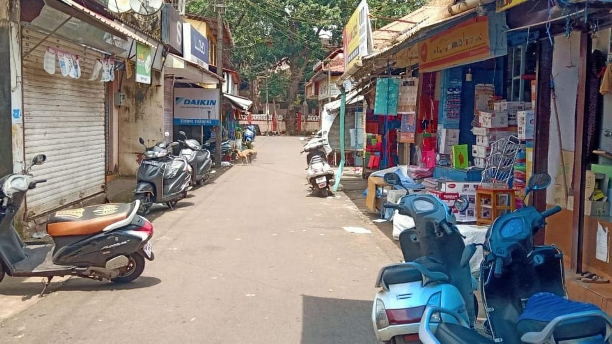 Goa: डिचोली बाजारात चतुर्थीनंतरही ग्राहकांची गर्दी रोडावली