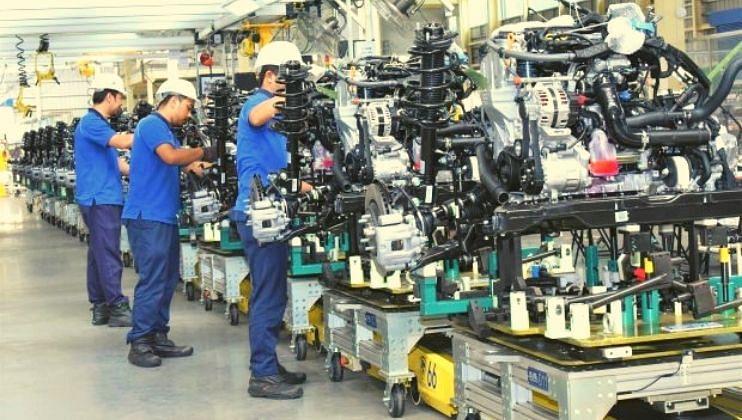 GDP,GST नंतर देशाच्या औद्योगिक उत्पादनही लाक्षणिक वाढ