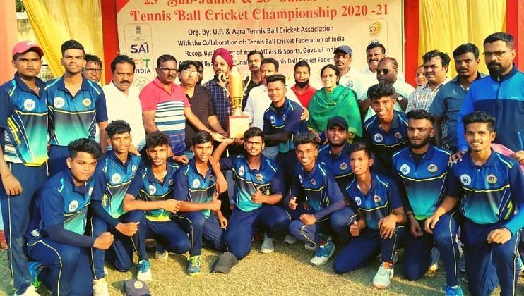 Goa: मुलांचा संघाने 'राष्ट्रीय ज्युनियर टेनिस बॉल क्रिकेट' स्पर्धेत मिळवले उपविजेतेपद