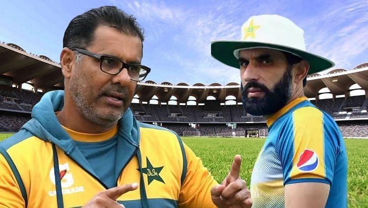 T20 World Cup पूर्वी मिसबाह आणि वकारने प्रशिक्षकाची पदाची सोडली खुर्ची