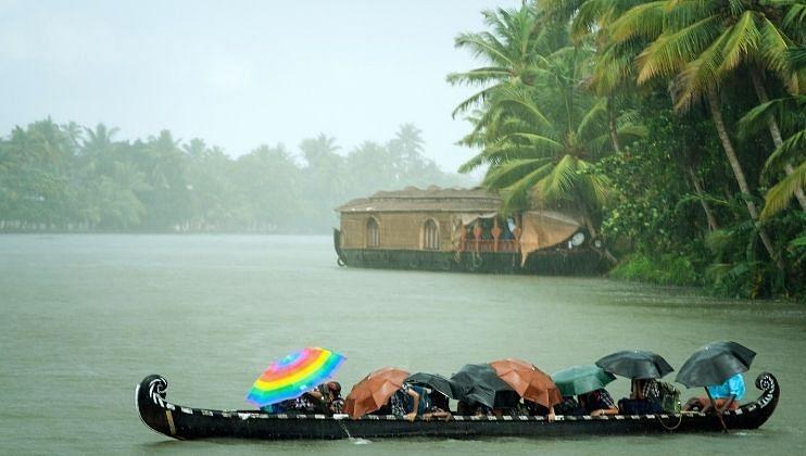 Monsoon Returned