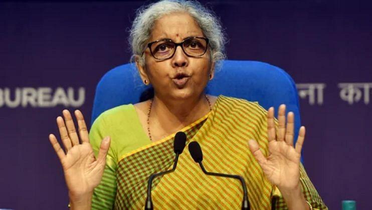 भारत म्हणजे 'संधीचे भांडार' अर्थमंत्र्यांचं अमेरिकेन उद्योजकांना आमंत्रण