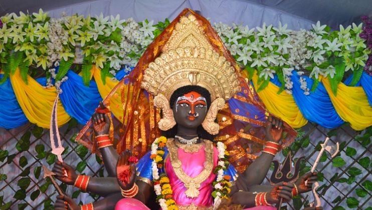 म्हापसा: माशेल येथील श्री शांतादुर्गा वेर्लेकरीण देवस्थानात गुरुवारी 7  पासून नवरात्रोत्सव साधेपणाने साजरा करण्यात येणार आहे.
