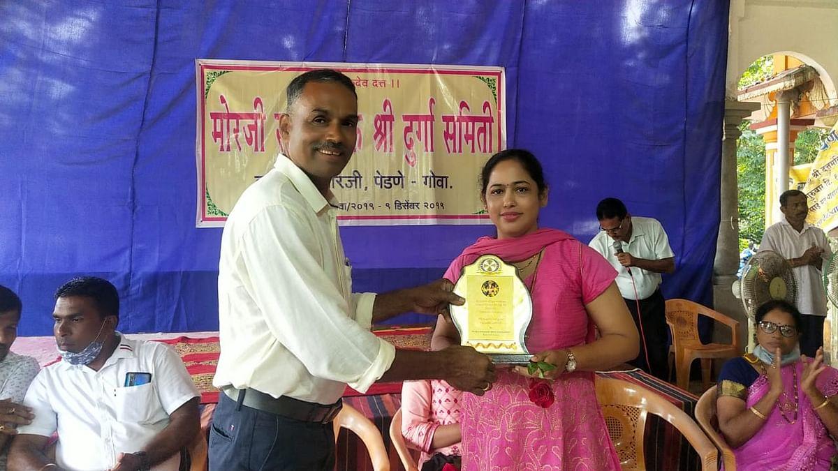 Goa Congress Youth President Varad Mardolkar