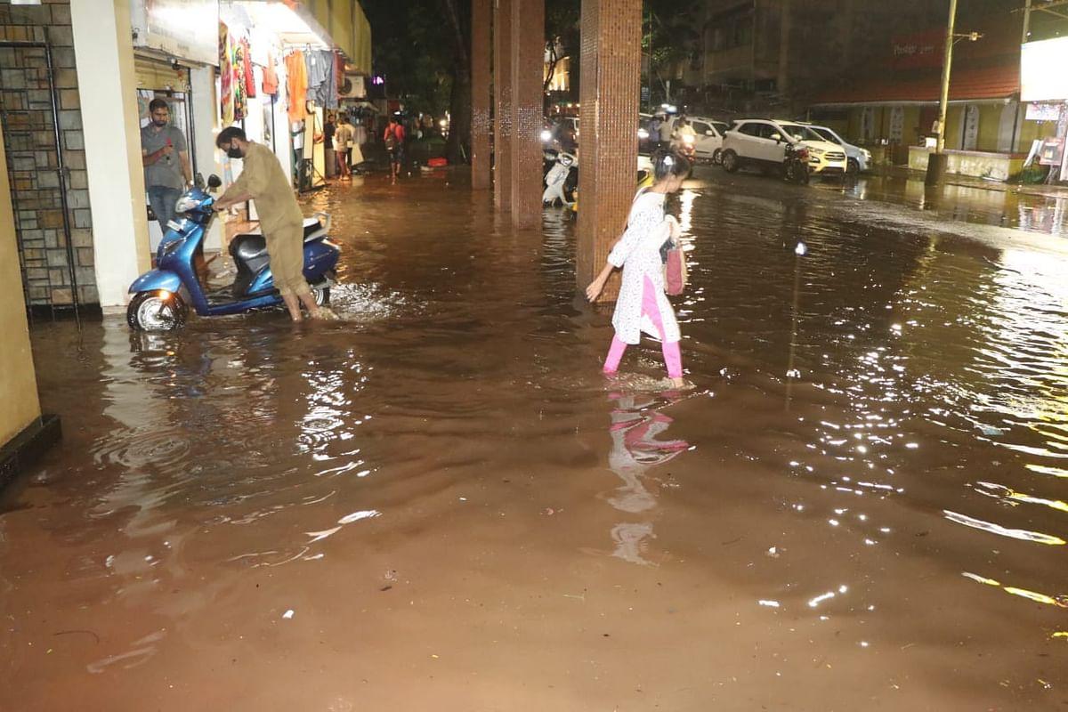 Goa Rain Updates