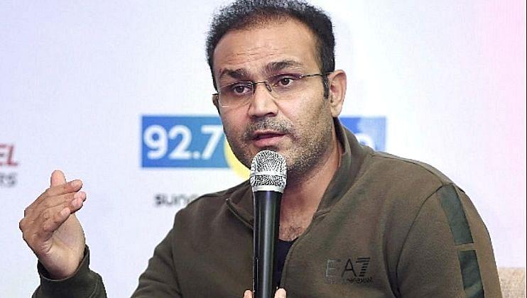 'सेहवाग'च्या 'या' वक्तव्यामुळे 'मुंबई इंडियन्स'चे फॅन्स नाराज