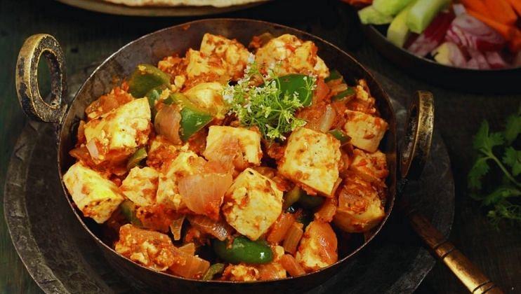 टोफू मसालेदार भाजीची जाणून घ्या रेसिपी