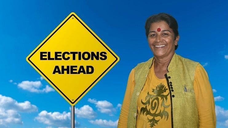 गोव्यातील महिलांचे प्रश्न सोडविणाऱ्या तारा केरकर आता निवडणुकीसाठी सज्ज