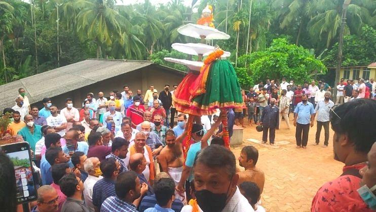 Goa: लोलये येथील देवालयाचा ऐतिहासिक बांध संस्कृतीशी संबंध