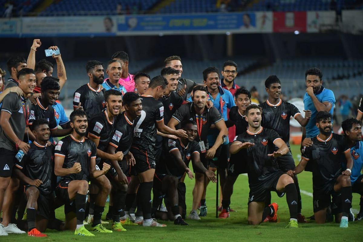 FC Goaने जिंकला ड्युरँड कप