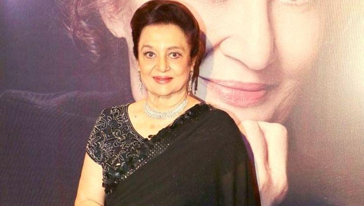 Bollywood actress Asha Parekh