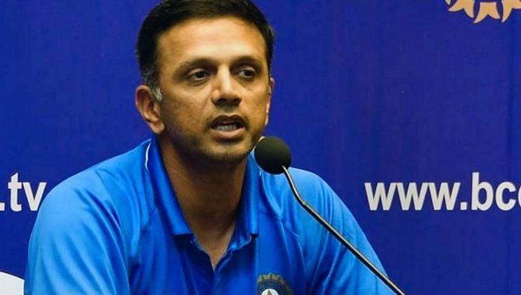 न्यूझीलंड मालिकेसाठी टीम इंडियाच्या प्रशिक्षक पदाची जबादारी राहुल द्रविडकडेच?
