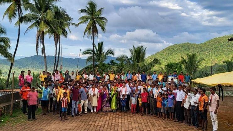 Goa: केपेत 'घर चलो अभियानाची' उपमुख्यमंत्र्यांनी केली सुरुवात